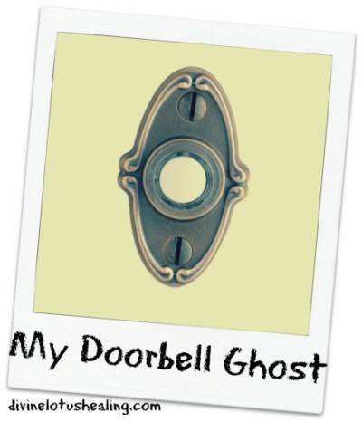 Divine Lotus Healing My Doorbell Ghost