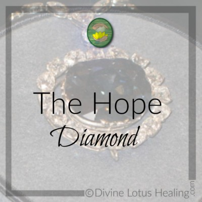 Divine Lotus Healing The Hope Diamond