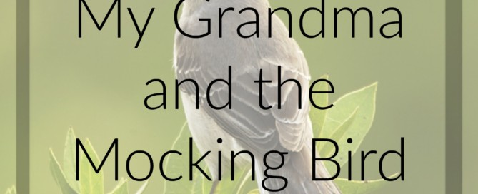 Divine Lotus Healing | My Grandma and the Mockingbird a True Spirit Story