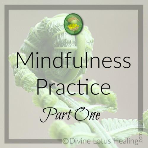 Divine Lotus Healing | Mindfulness Practice Part 1