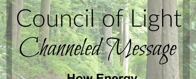 Divine Lotus Healing Council of Light Channeled Message How Energy Manifests on Earth