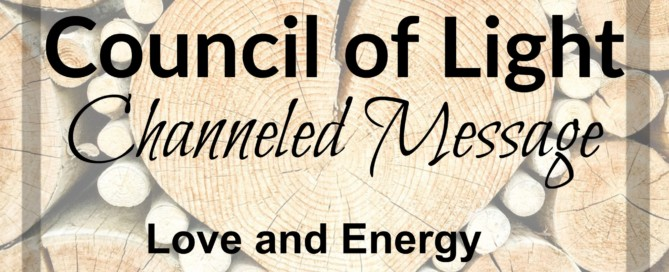 Divine Lotus Healing Council of Light Channeled Message Love and Energy