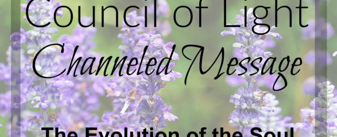 Divine Lotus Healing Council of Light Channeled Message The Evolution of the Soul