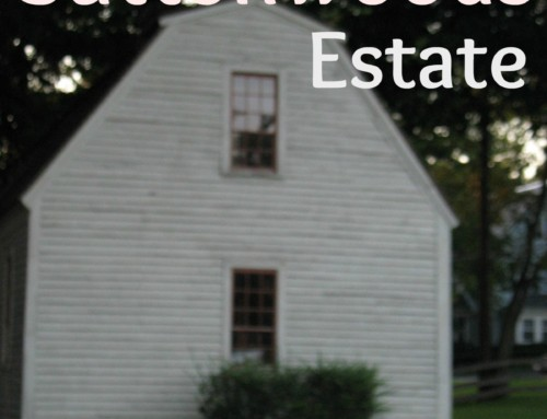 The VERY Haunted Buttonwoods Estate