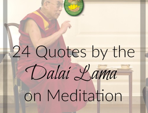 24 Quotes by the Dalai Lama on Meditation