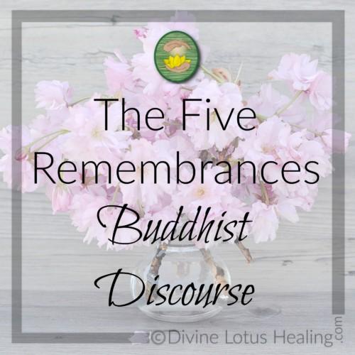 Divine Lotus Healing | Five Remembrances