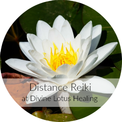 Divine Lotus Healing | Distance Reiki Session