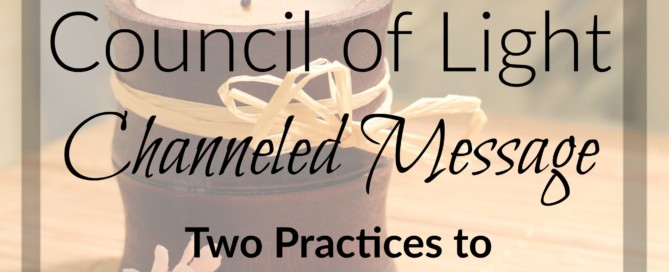 Divine Lotus Healing Council of Light Channeled Message Raise Your Energy Vibration