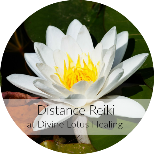 Divine Lotus Healing Distance Reiki Session
