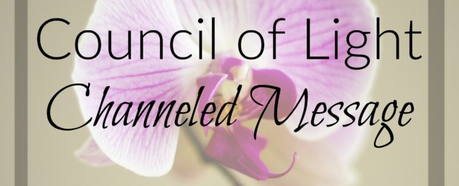 Divine Lotus Healing Council of Light Channeled Message Inner Guidance