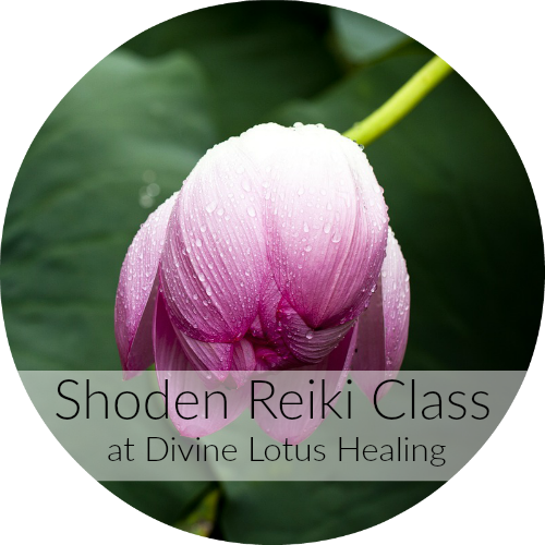 Divine Lotus Healing Reiki Level One Class