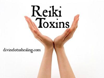 Divine Lotus Healing | Reiki Toxins