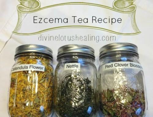 Eczema Tea Recipe