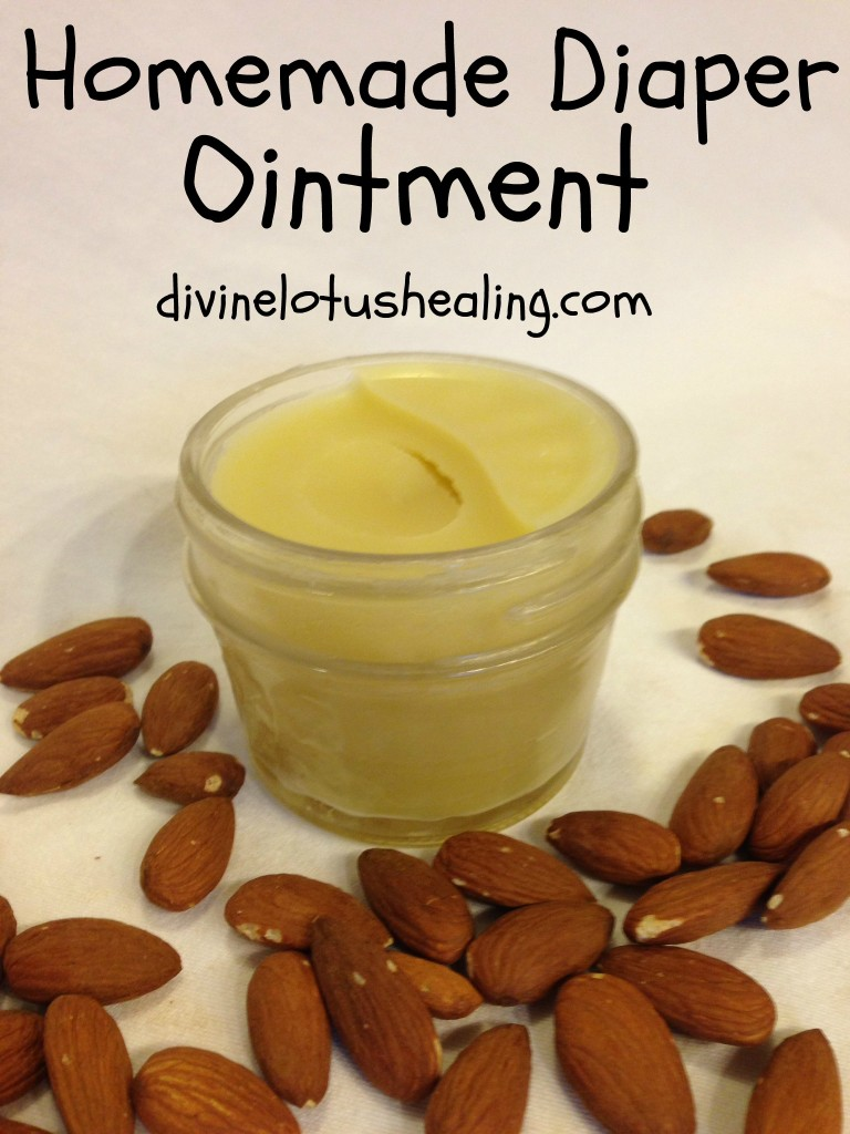 homemade diaper ointment
