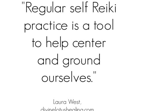 Self Reiki Practice Benefits