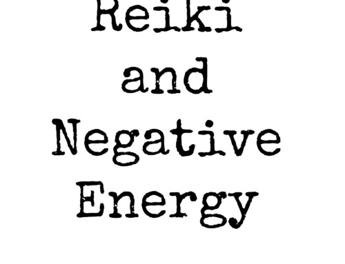 Reiki and Negative Energy