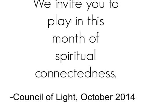 Council of Light Channeled Message October 2014