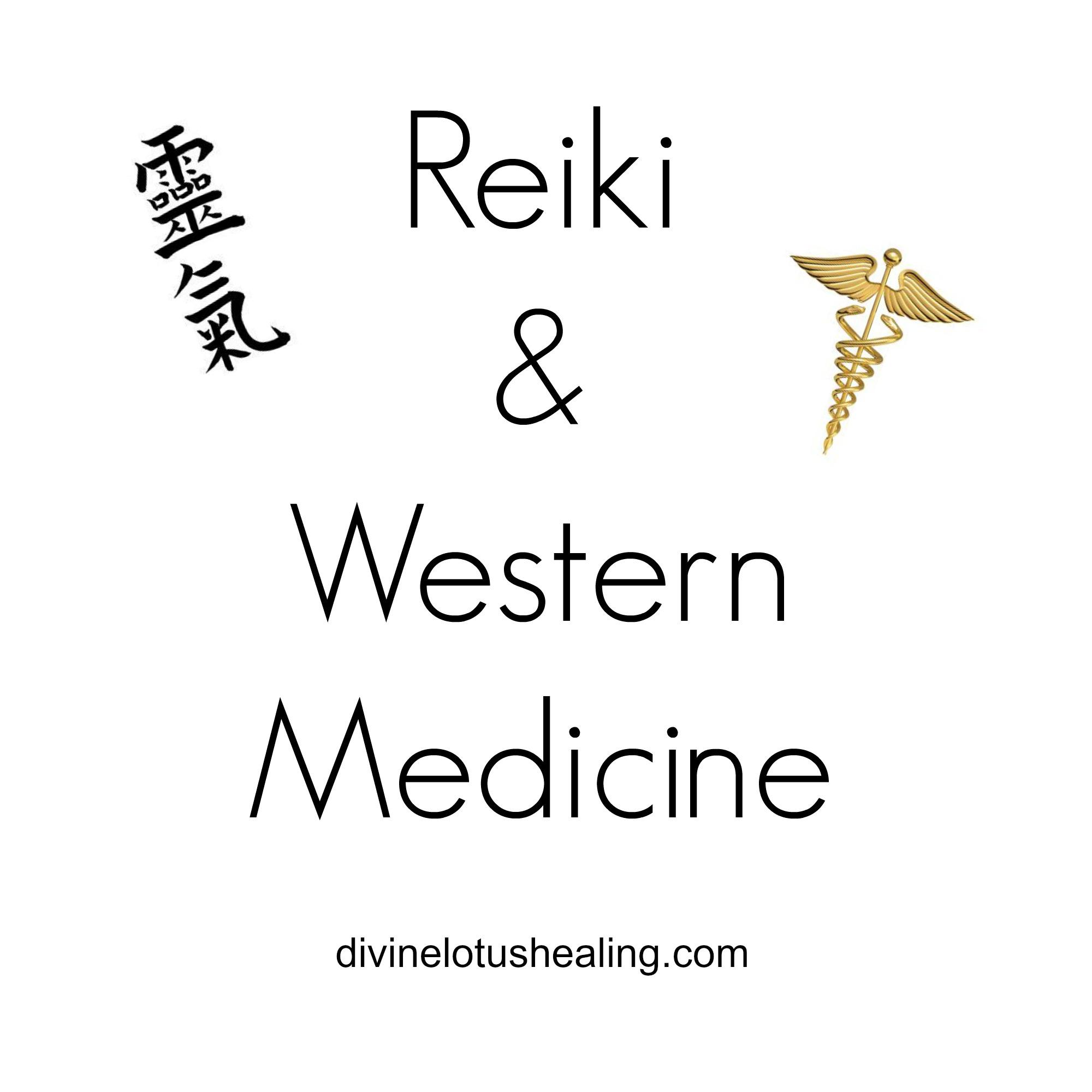 Reiki and Western Medicine