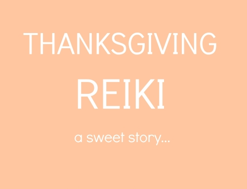 Thanksgiving Reiki