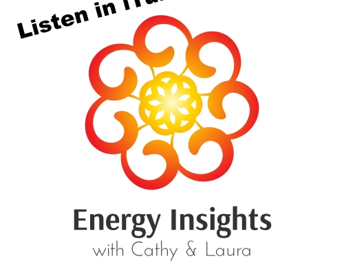 My New Podcast Collaboration Energy Insights Episode One