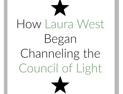 How Laura West Began Channeling the Council of Light