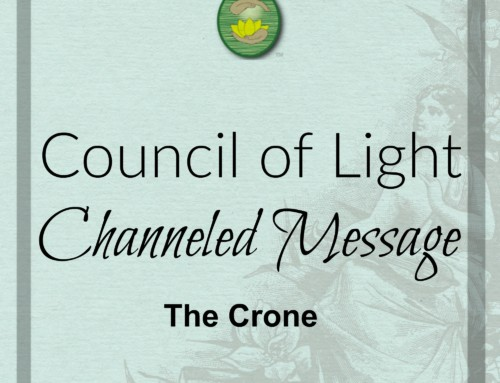 Council of Light Channeled Message The Crone