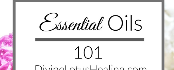 Divine Lotus Healing Essential Oils 101 Square