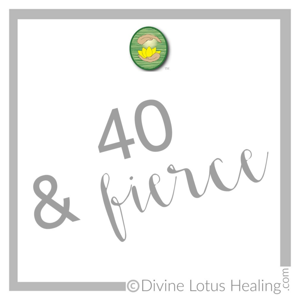 Divine Lotus Healing 40 and Fierce