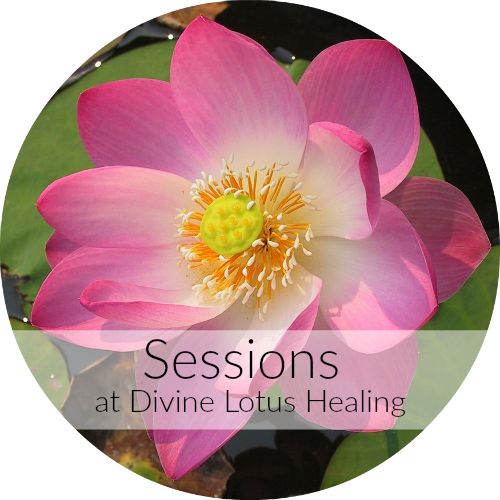 Divine Lotus Healing Sessions