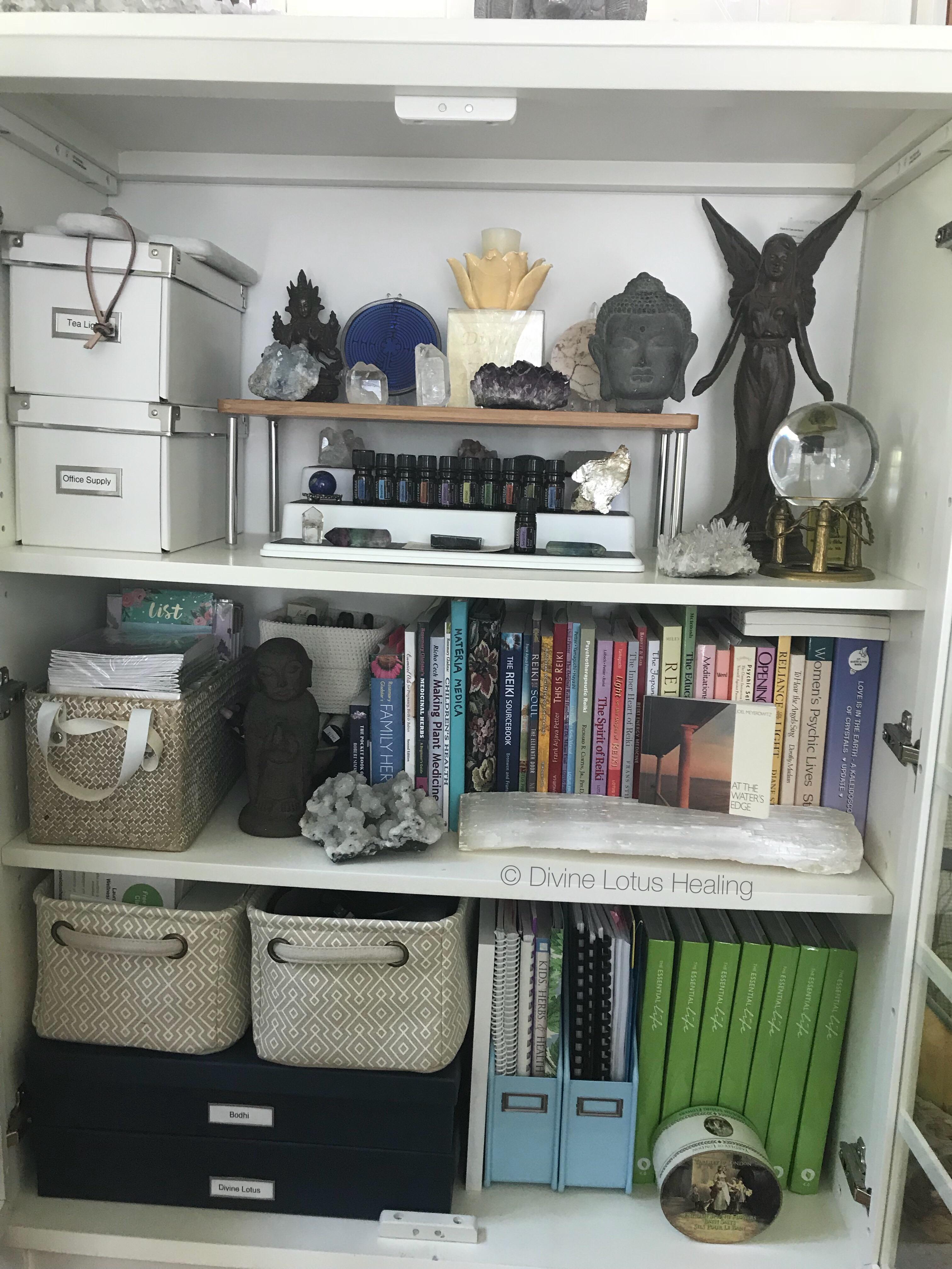 sneak peek home office redo divine lotus healing
