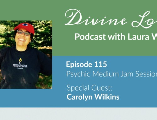 Divine Lotus Podcast 115: Psychic Jam Session
