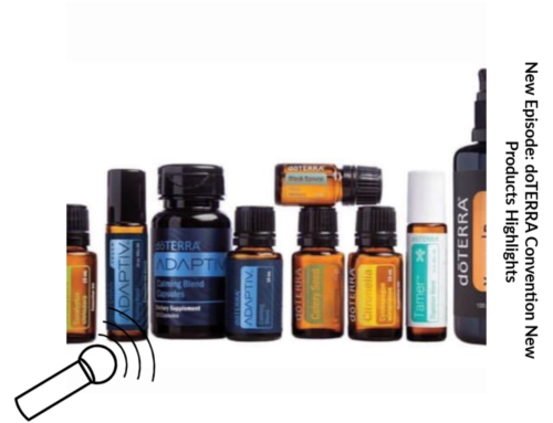 The New doTERRA Products Are HERE