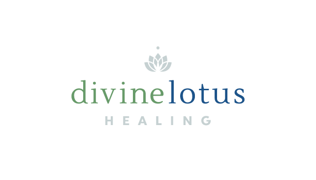 Divine Lotus Healing Logo